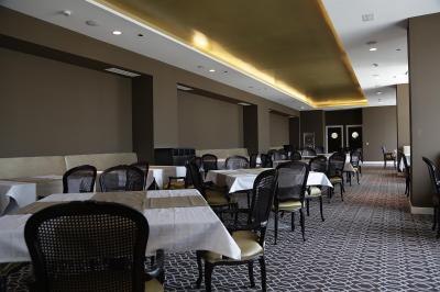 Mobiliario de los restaurantes