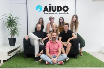 El equipo de AIUDO