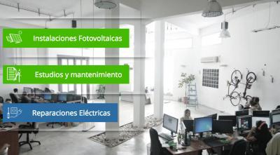 Cabecera Instalaciones Fotovoltaicas Sanjuán
