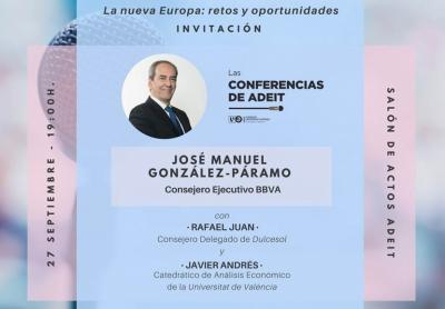 Conferencias ADEIT