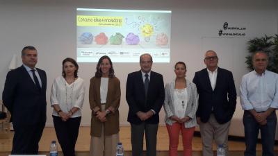 Concurso Ideas + Innovadoras 2017
