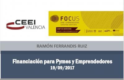 Financiación para pymes y emprendedores