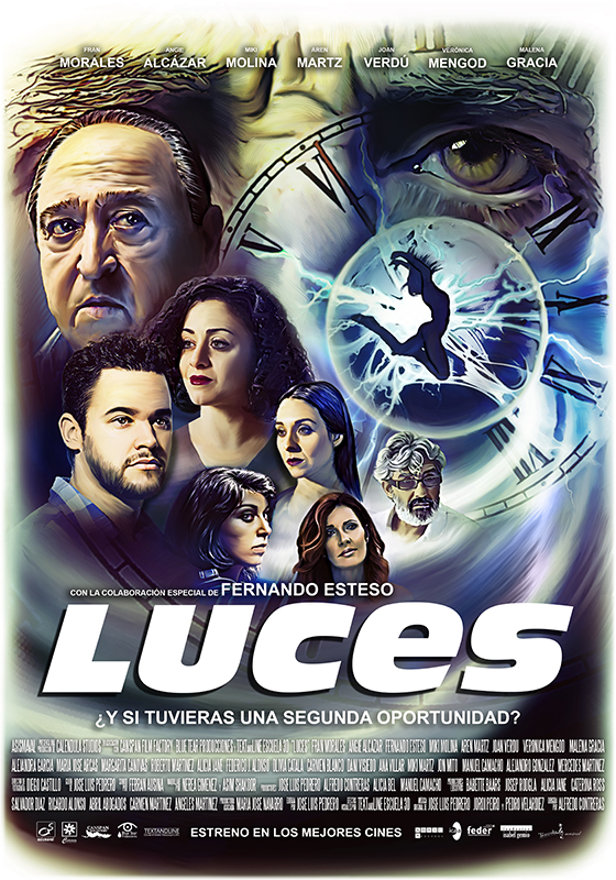 Poster Luces