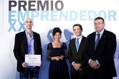 La empresa valenciana Kanteron Systems quedó segunda en la anterior edición del premio