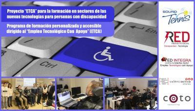 Programa ETCA - Empleo Tecnologico con Apoyo