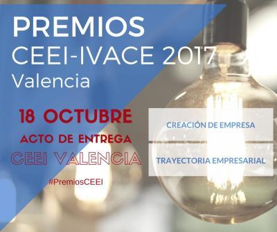 Premios CEEI-IVACE 2017