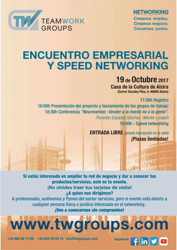 Networking alzira