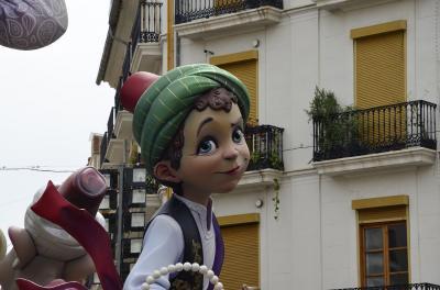 Animación infantil para fallas Valencia - Fiestas cumpleaños Valencia