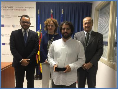 Mr Jeff, Premio Creación de Empresas CEEI IVACE 2017 Valencia