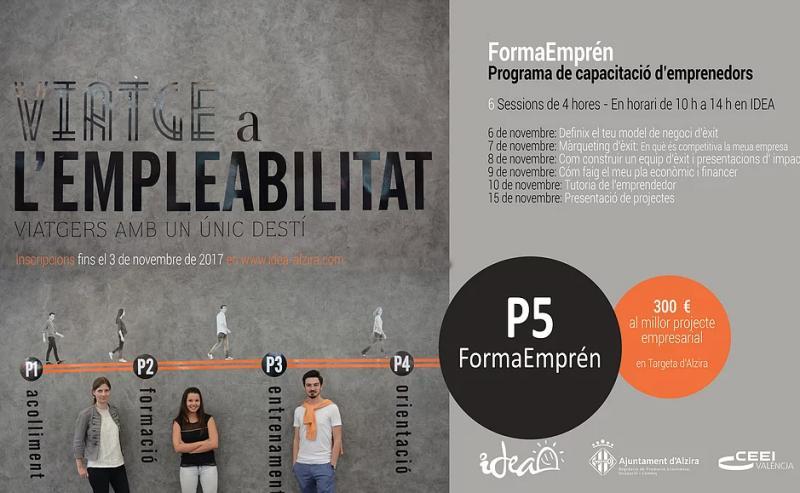 Programa FORMAEMPRÉN (II edición)