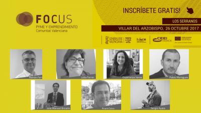 Ponentes Focus Villar