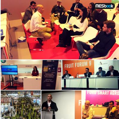MESbook en Fruit Attraction 2017