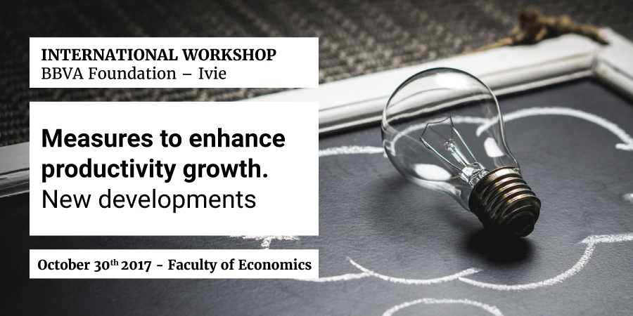 International workshop. Measures to enhance productivity growth