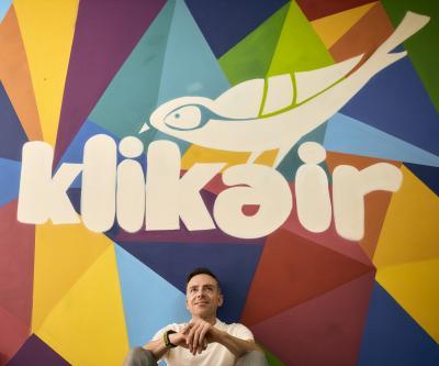 Juanra Domenech CEO de Klikair