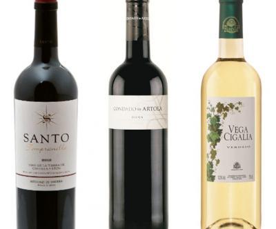 clasificación de vinos