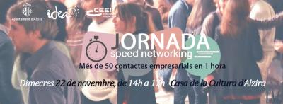 Jornada speednetworking