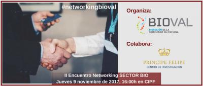 Banner II encuentro Networking SECTOR BIO