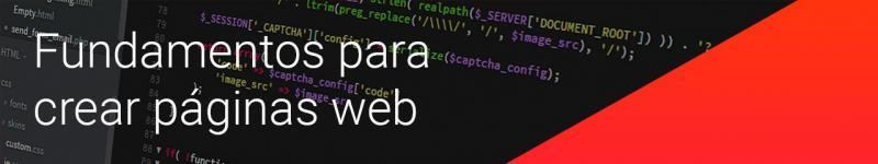Curso Fundamentos para crear páginas web / Desayuno Industria 4.0