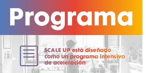 SCALE UP PROGRAMA PEQ