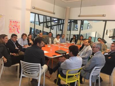 Delegación CCAA en Las Naves
