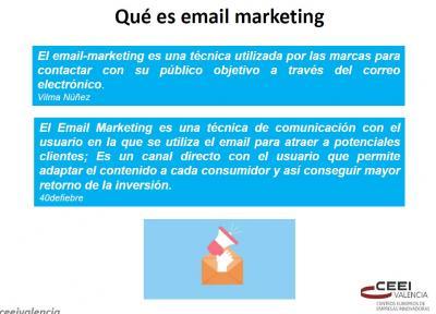 Descubre las ventajas del EMAIL Marketing para tu empresa