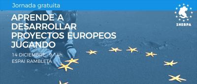 Taller gratis de proyectos europeos