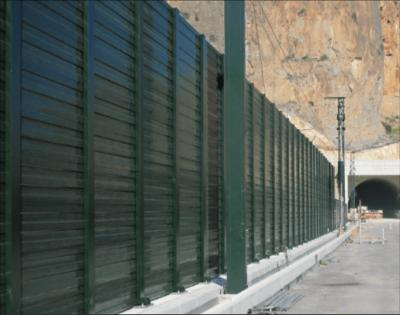 Metalesa Seguridad Vial - Equipamiento Ferroviario