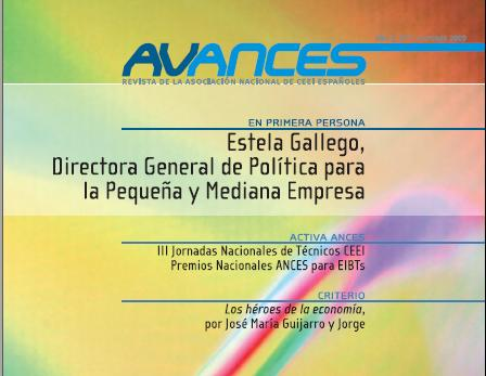 Revista AVANCES 07