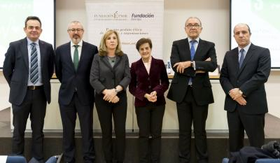 Jornada Bienestar y Salud empresarial de la Fundación Étnor