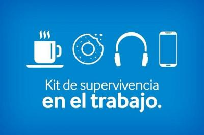 Kit de supervivencia en la oficina