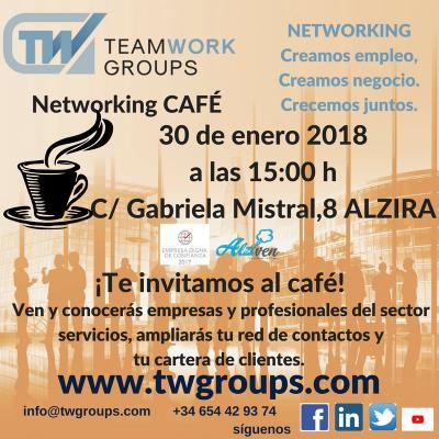 NETWORKING CAFÉ