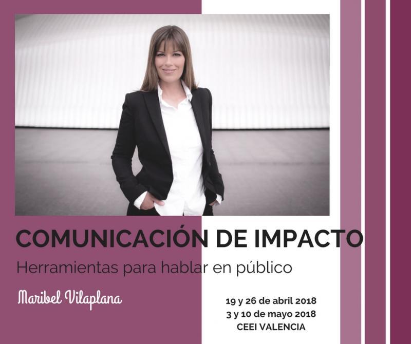 Comunicación de Impacto - Maribel Vilaplana