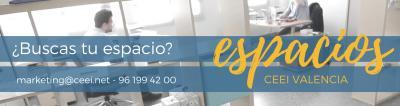 Banner espacios CEEI Valencia