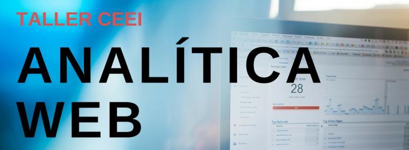 Taller Analítica Web / Próximas actividades