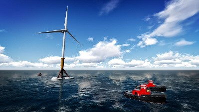 Demogravi3 Offshore - Wind Energy; Case Study