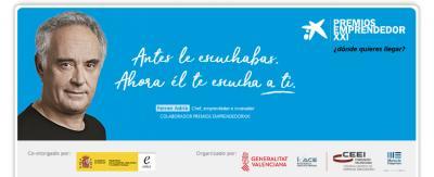 Premios Emprendedor XXI Comunitat Valenciana 2018