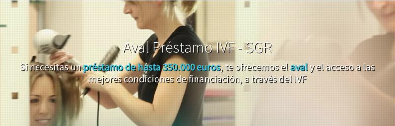 Aval Préstamo IVF - SGR