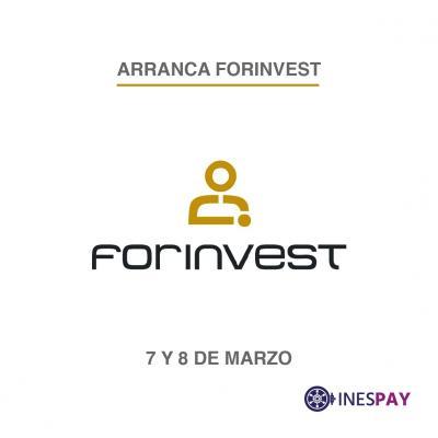 Arranca Forinvest en Feria Valencia