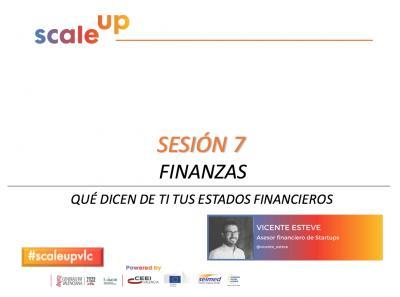 Sesión 7. Finanzas