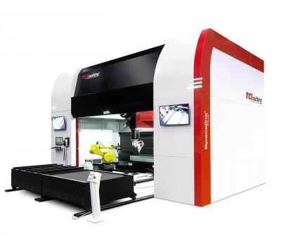 The intelligent 3D laser cutting solution