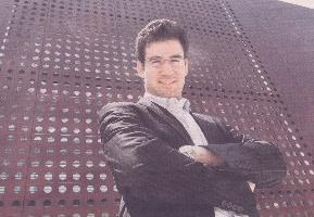 Iker Marcaide, fundador de peertransfer
