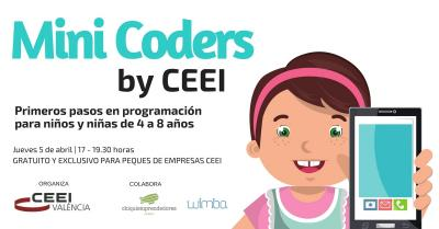 Taller Mini Coders'