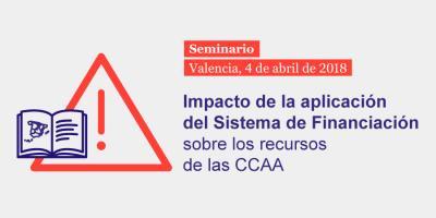 Seminario Financiación Autonómica abril 2018