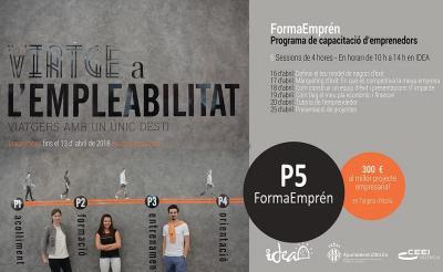 Programa FORMAEMPRÉN (III edición)