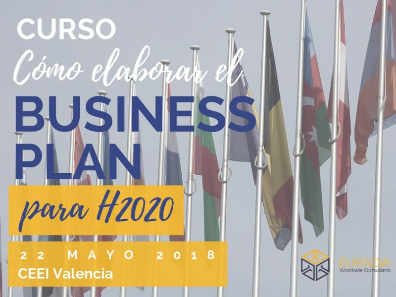Curso Business Plan H2020