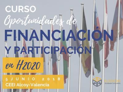 Curso Financiación y Participación en h2020