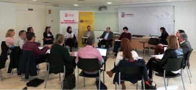 Reunión Comité de Organización la Costera, la Canal de Navarrés y Vall d'Albaida
