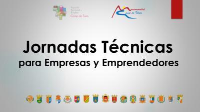 JORNADAS TÉCNICAS EMPRESAS Y EMPRENDEDORES MANCOMUNITAT CAMP DE TURIA