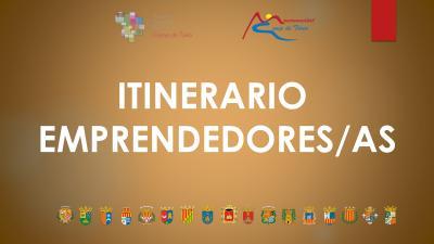 ITIENRARIO PARA EMPRENDEDORES/AS
