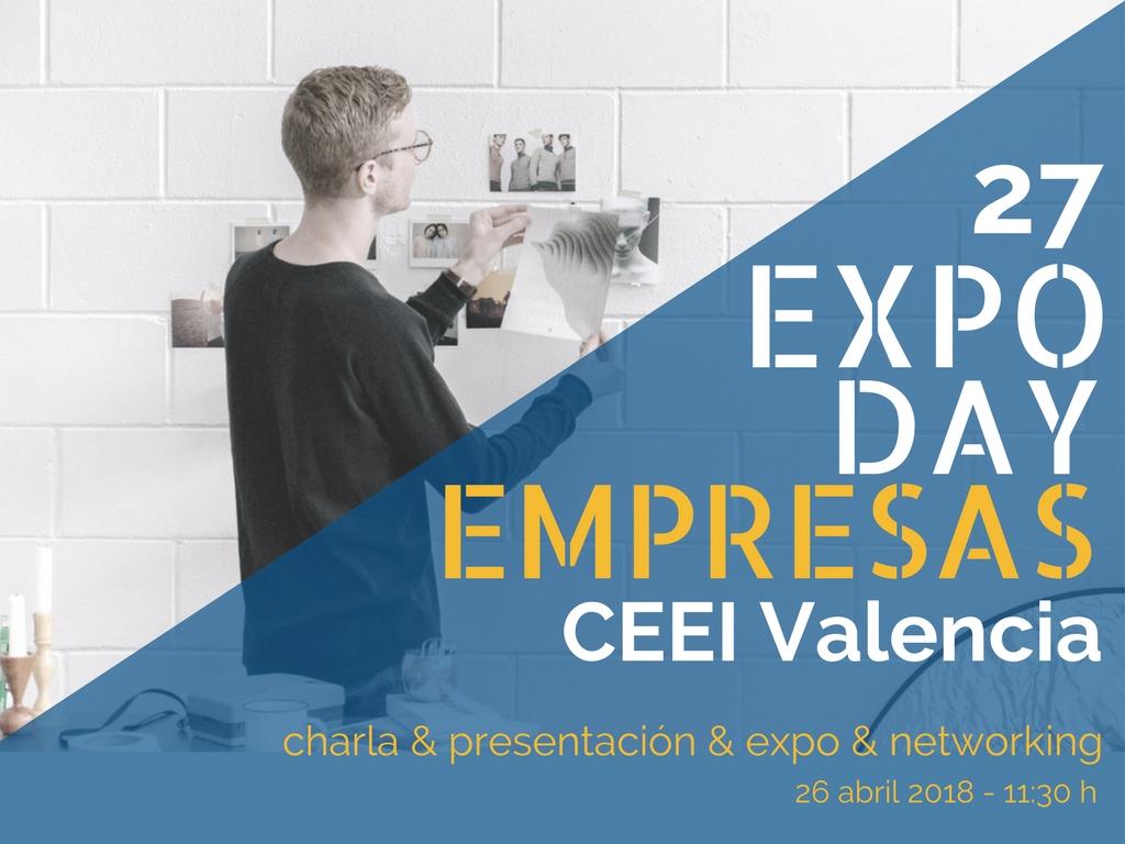 Imagen EXPO DAY CEEI Valencia[;;;][;;;]